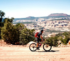 The Hayduke Trail with Chris Solomon on NPR