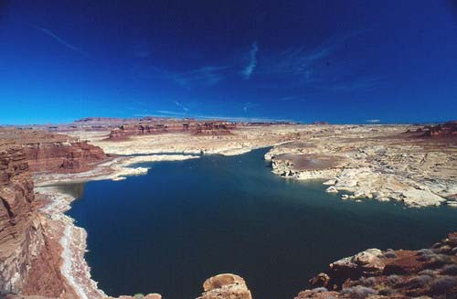 Glen Canyon Reservoir