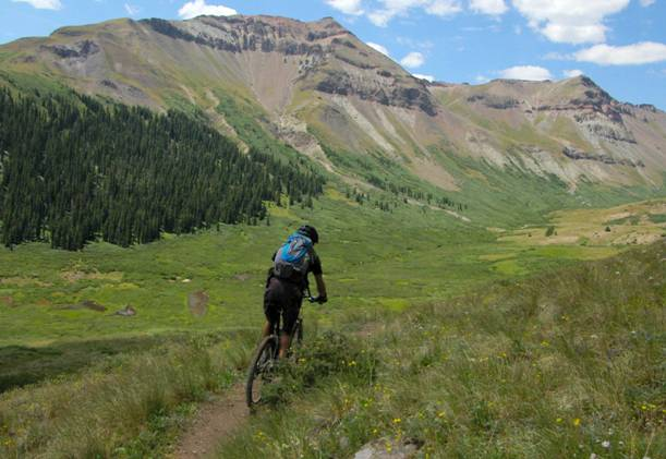 Mountain Bike Tours in Colorado