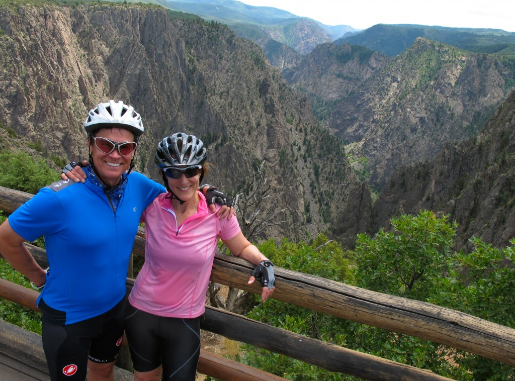 Colorado Bike Tour, Black Canyon