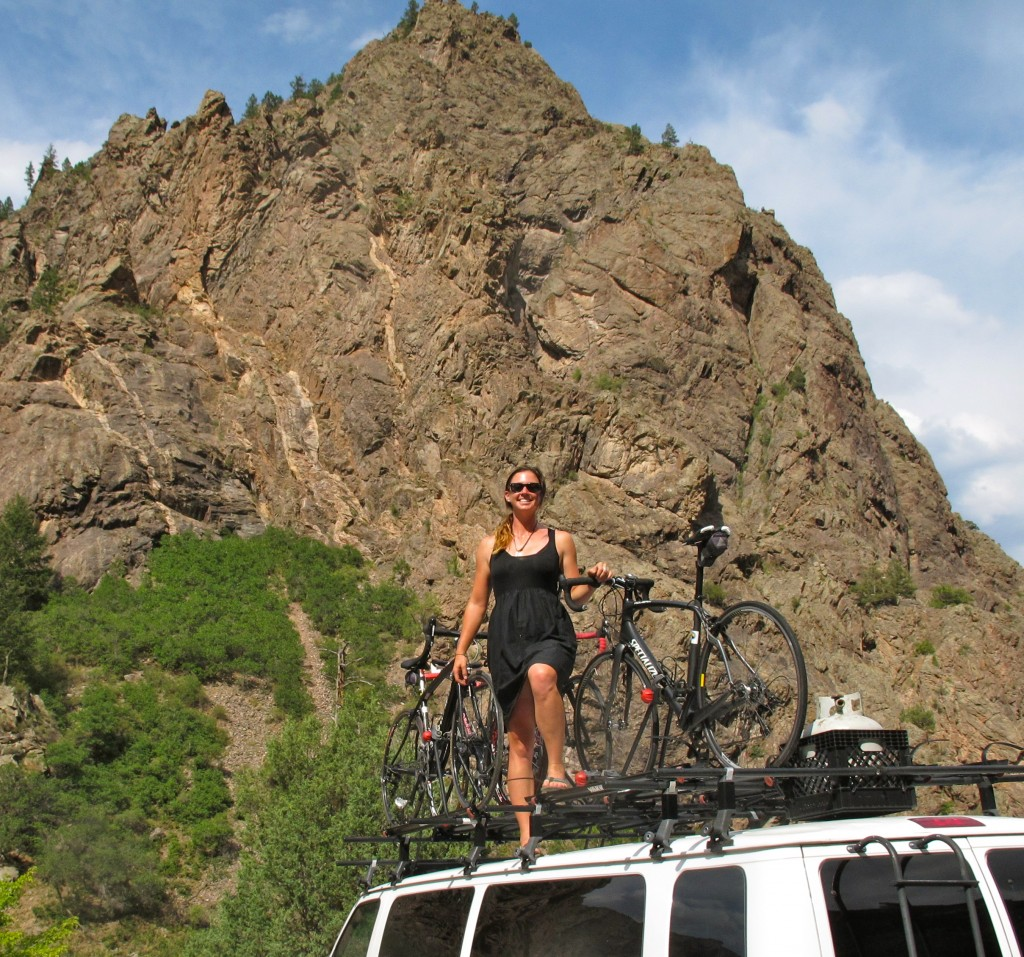 Colorado Bike Tour Black Canyon of the Gunnison National Park