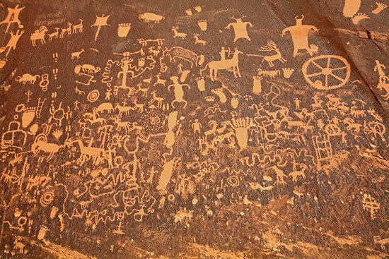 Newspaper Rock
