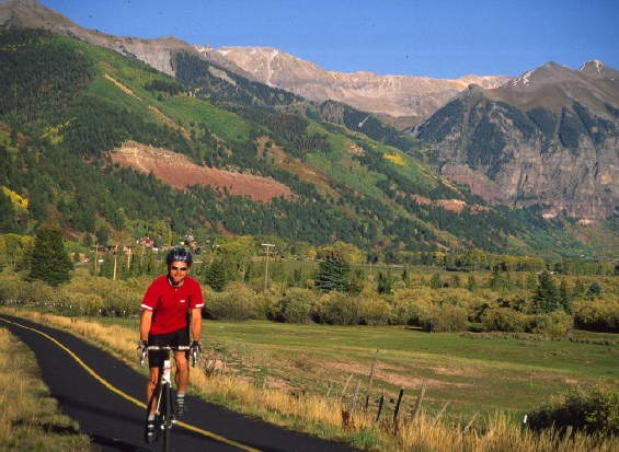 Colorado Bike Tour, San Juan Mountains