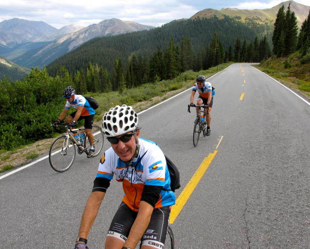 USA Pro Challenge, Independence Pass