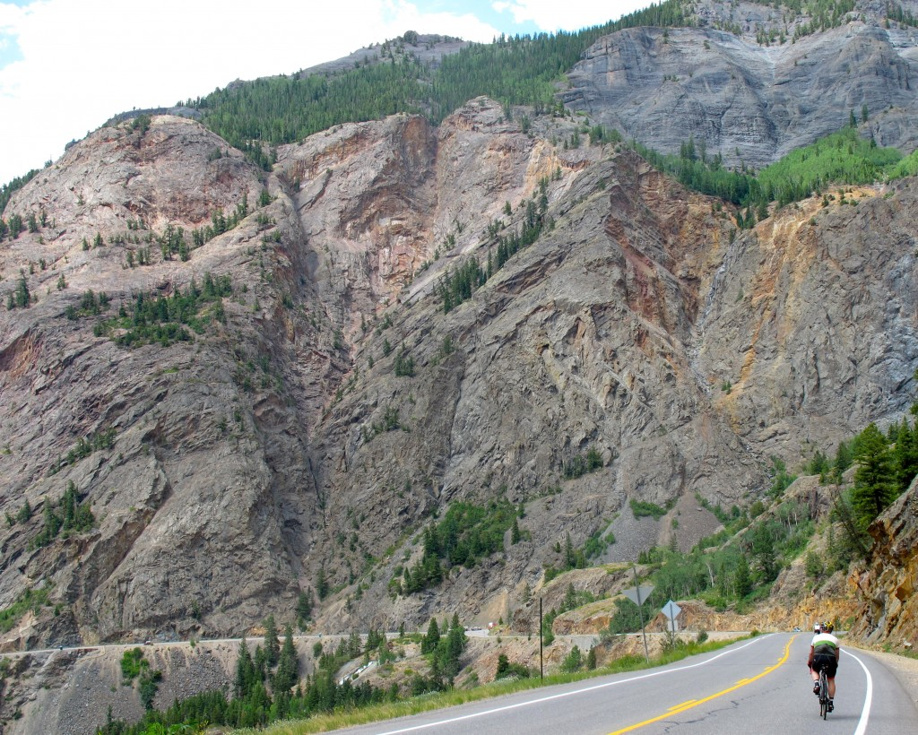 The Uncompahgre Gorge