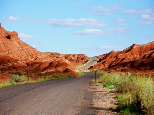 Capital Reef Scenic Road