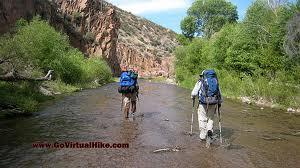 Arizona Bike Tour, Aravaipa Canyon Hiking