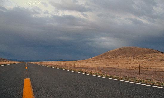 Arizona Bike Tour, On route to Bisbee