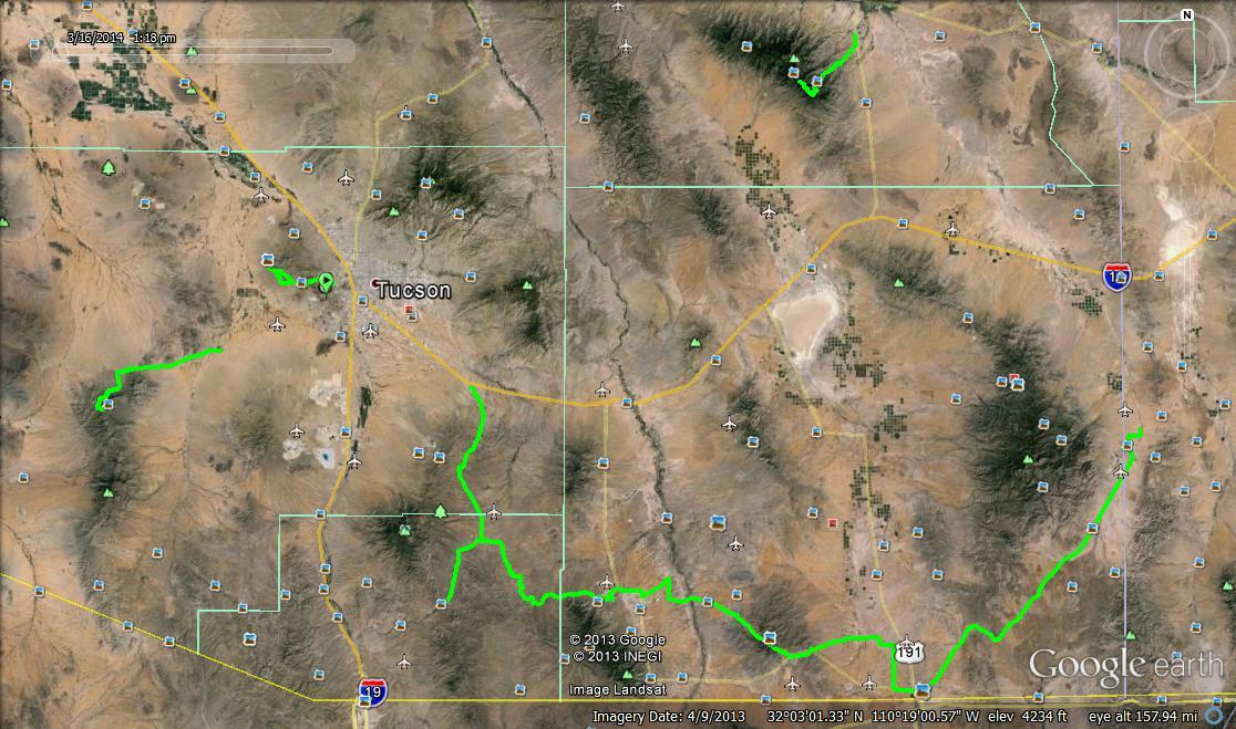 Arizona Bike Tour