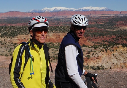 Cycling in Utah's Canyon Country