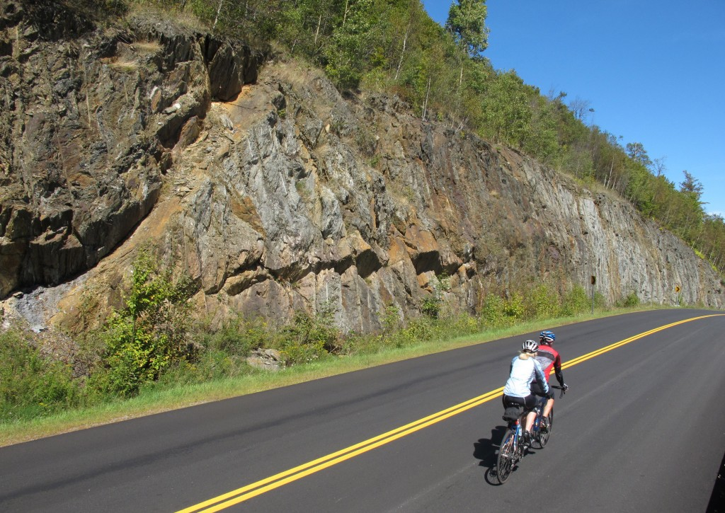 New York and Vermont to Montreal Bike Tour, Rochester Gap
