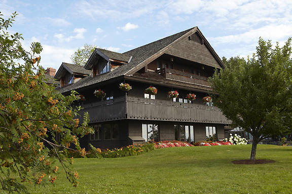 New York and Vermont to Montreal Bike Tour, Trapp Family Lodge