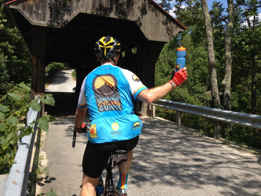 New York and Vermont to Montreal Bike Tour, Covered Bridges