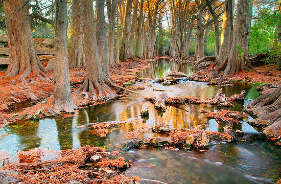 Cypress Creek, Boerne, Texas