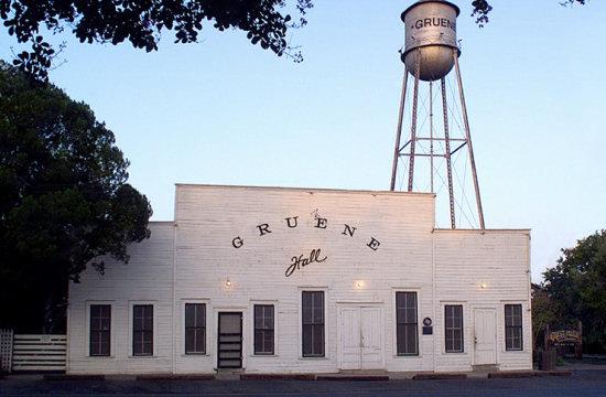 Gruene Music Hall