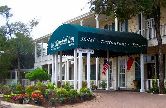 Ye Kendall Inn - Boerne, Texas