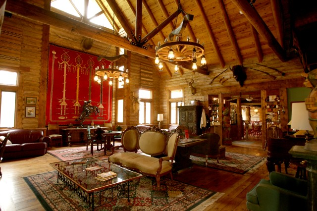 Red River Ranch greatroom
