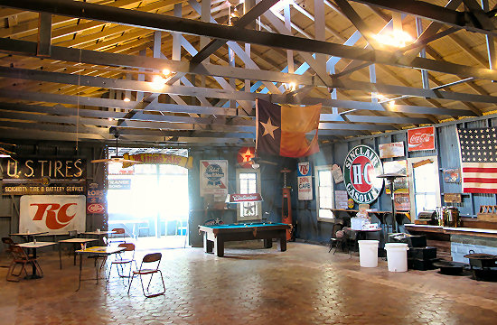 The music scene in Texas Hill Country