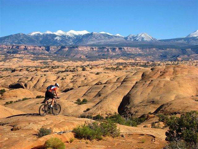 Slick Rock Trail, Moab, Utah