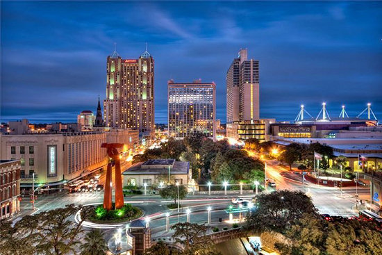 Downtown San Antonio, Texas