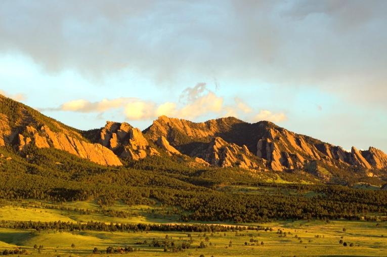 Colorado Climbing Camp, Flatirons near Boulder
