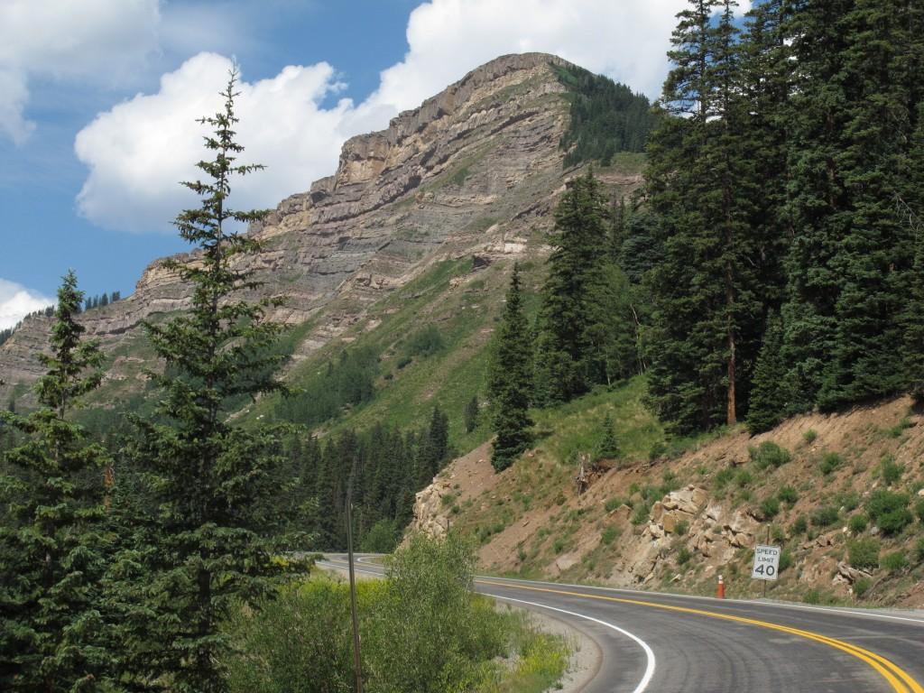 Colorado Climbing Camp, Red Mountain Pass