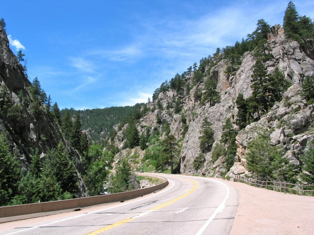Colorado Climbing Camp, Boulder Canyon