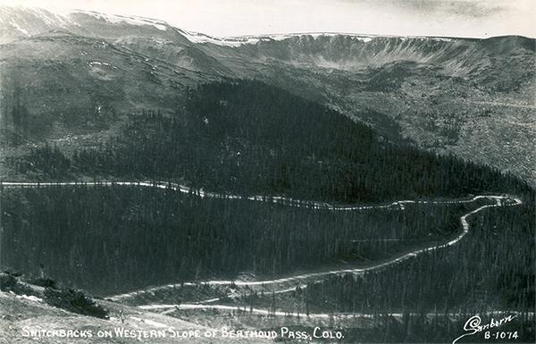 Colorado Climbing Camp, Berthoud Pass