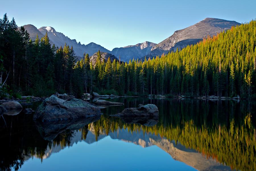 Colorado Climbing Camp, Rocky Mountain National Park