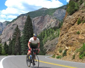 Colorado Climbing Camp, highest roads