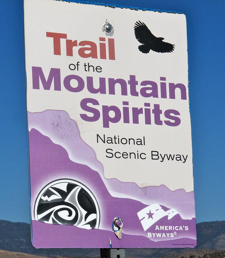 Gila Bike Tour, Mountain Spirits