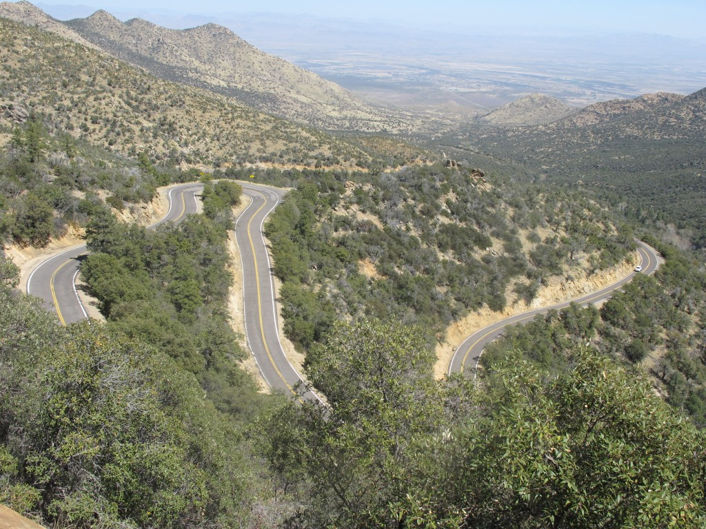 Southern Arizona's Roads