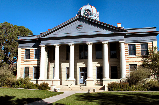 Jeff Davis County Seat Building