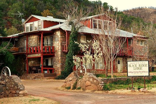 Black Range Lodge