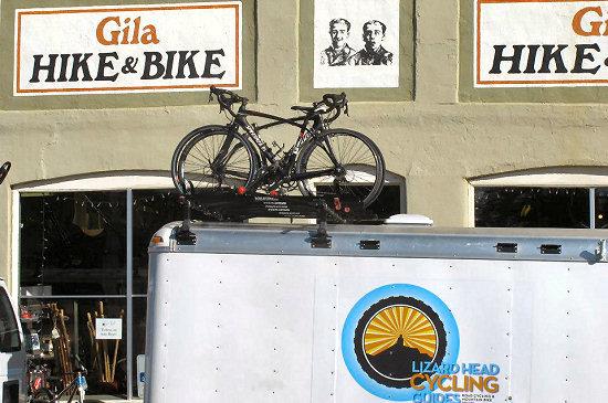 Gila Hike & Bike in Silver City