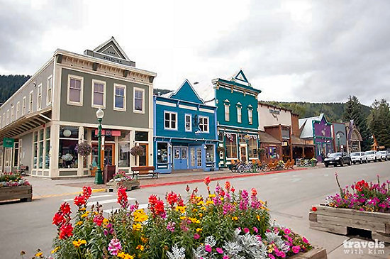 Downtown Crested Butte, Colorado