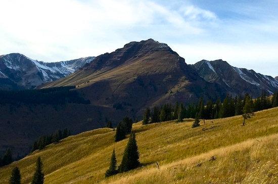Teocalli Mountain