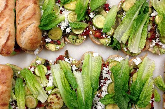 Healthy eating at Comida Futura
