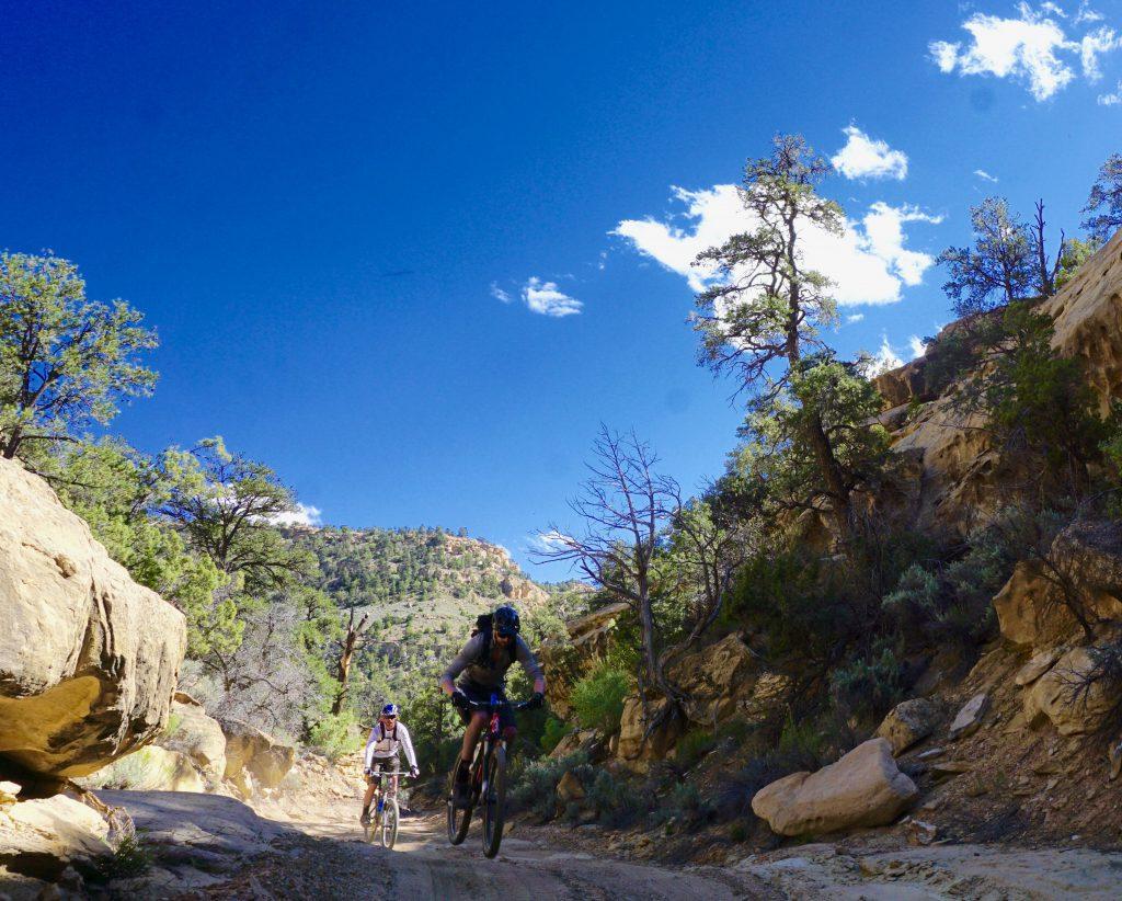 Trans Utah Hayduke Trail