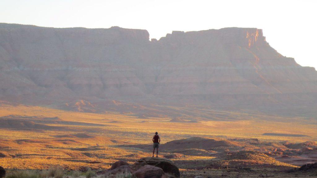 Lockhart Camp Trans Utah Hayduke Trail