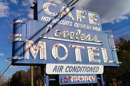 The Loveless Cafe