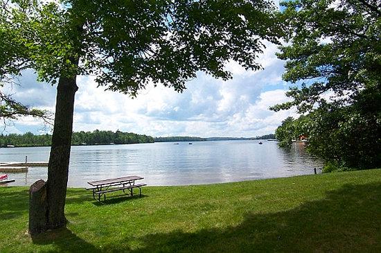 Wisconsin River near Tomahawk, Wisconsin