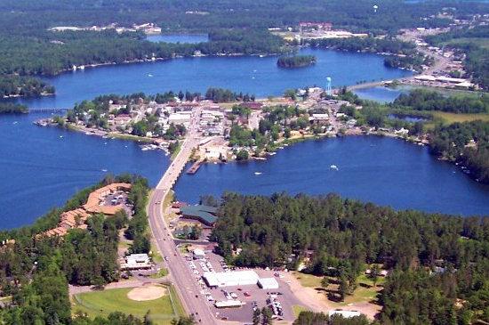 The Island City of Minocqua, Wisconsin