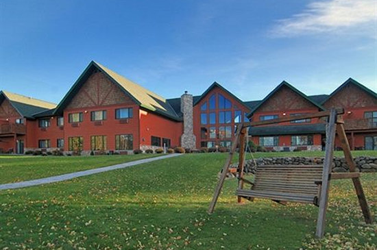 Comfort Suites in Hayward, Wisconsin