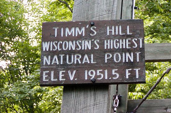 Timm's Hill