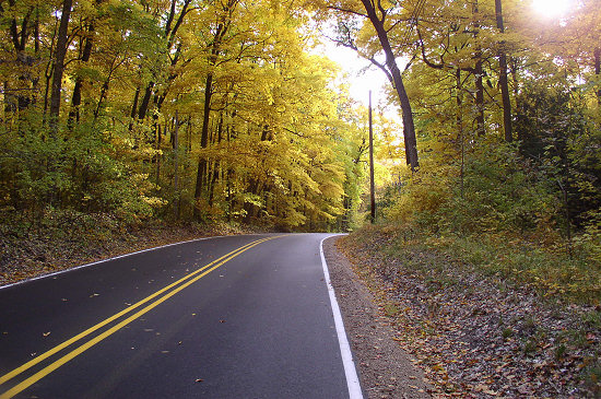 Miles of beautiful roads await in Wisconsin
