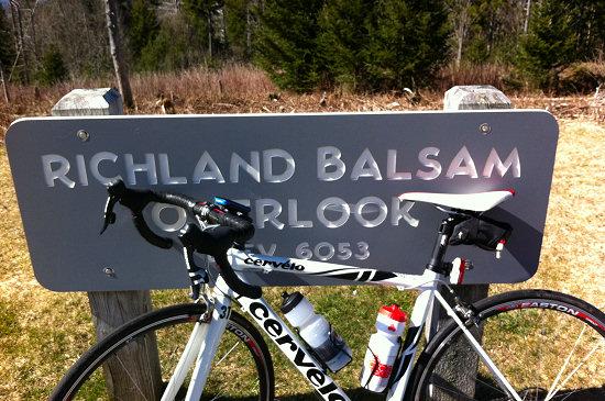 Richland Balsam Overlook