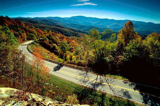 The Cherohala Skyway