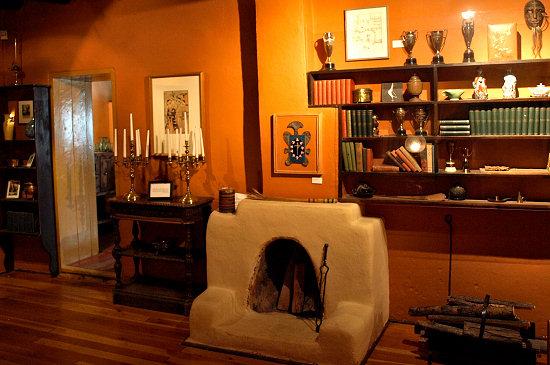 Inside Taos Pueblo