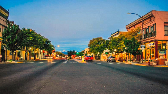 Downtown Montrose, Colorado